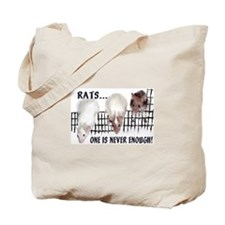 Lotsa Rats! Tote Bag