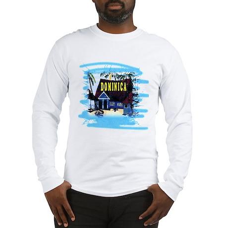 Dominica Long Sleeve T-Shirt