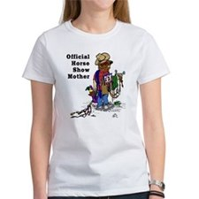 Horse Show Mom - Western Tee