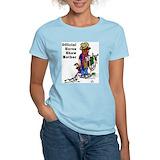 Horse jumping Women's Light T-Shirt