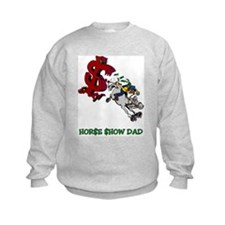 Horse Show Dad Sweatshirt