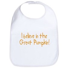 Great Pumpkin Bib