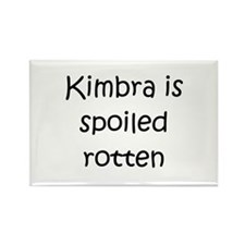 Funny Kimbra Rectangle Magnet