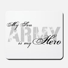 Son is my Hero ARMY Mousepad