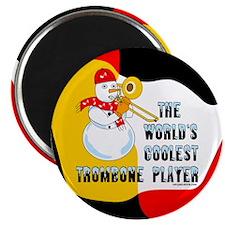 Coolest Trombone Magnet