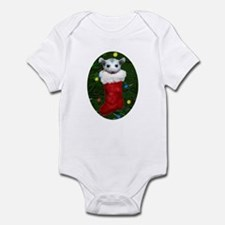 Possum Stocking Infant Bodysuit
