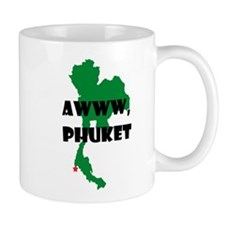 Awww Phuket Mug
