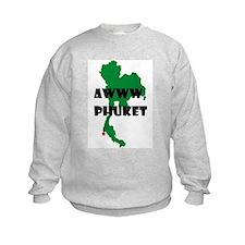 Awww Phuket Sweatshirt