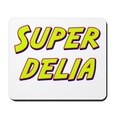 Super delia Mousepad