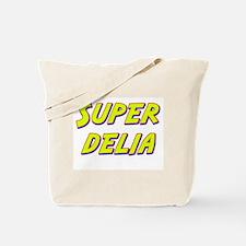 Super delia Tote Bag