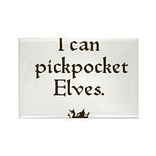 pickpocket elves Rectangle Magnet