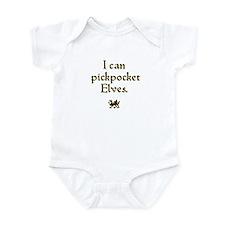 pickpocket elves Infant Bodysuit