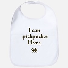 pickpocket elves Bib