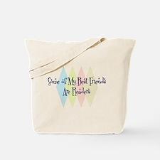 Readers Friends Tote Bag