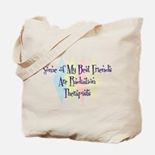 Radiation Therapists Friends Tote Bag