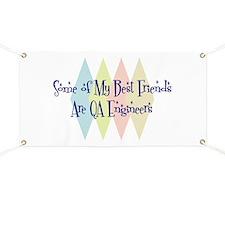 QA Engineers Friends Banner