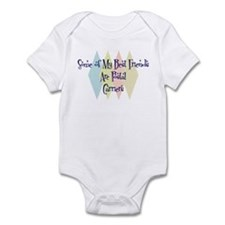 Postal Carriers Friends Infant Bodysuit