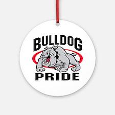 Bulldogs Ornament (Round)