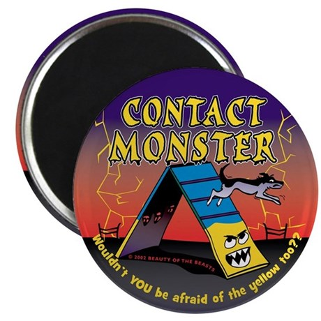 The Contact Monster Magnet By Beautybeasts
