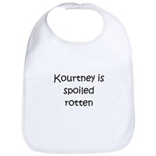 Cool Kourtney Bib