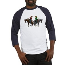 Trail Horse Riders Baseball Jersey