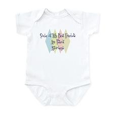 Patent Attorneys Friends Infant Bodysuit