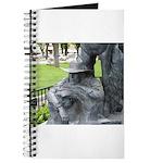 Prescott Cowboy Statue Journal