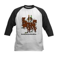 Cutting Horses and Cows Tee