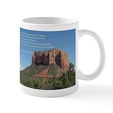 Phillipians 4:6,7 Small Mug
