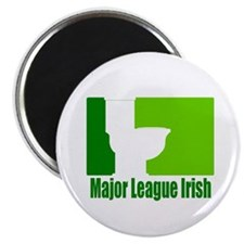 Major League Irish Magnet