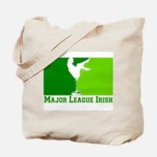 Major League Irish Tote Bag