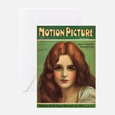 Mary Astor Greeting Card