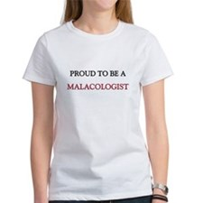 Proud to be a Malacologist Women's T-Shirt