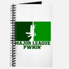Major League Pwnin' Journal