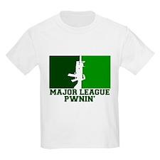 Major League Pwnin' T-Shirt