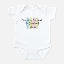 Occupational Therapist Friends Infant Bodysuit