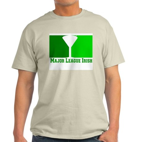 Major League Irish Light T-Shirt