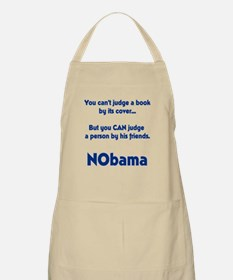 You can't judge a book BBQ Apron