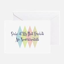 Neuroscientists Friends Greeting Card