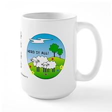 Herd It All! Mug