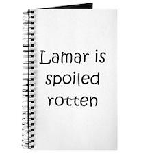 Unique Lamar Journal