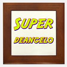 Super deangelo Framed Tile