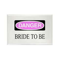 Bride To Be Rectangle Magnet (100 pack)