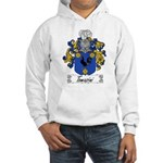 Tomasini Family Crest Hooded Sweatshirt