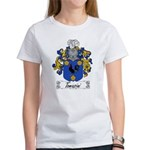 Tomasini Family Crest Women's T-Shirt