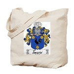 Tomasini Family Crest Tote Bag