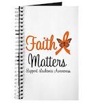 Leukemia: Faith Matters Journal