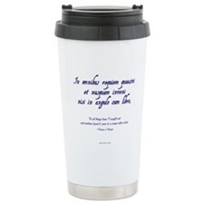 Book Corner Bibliophile Travel Mug