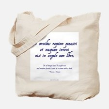 Book Corner Bibliophile Tote Bag