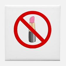 Anti-Lipstick Tile Coaster